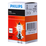 Лампа Philips H7 12V- 80W (PX26d) Rally