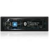 ALPINE CDE 178 BT автомагнитола 1 din, USB, BT, iPod