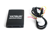 Yatour YT-M06 NIS usb mp3 адаптер Nissan/Infinity