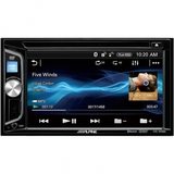 ALPINE IVE-W560BT-R Автомагнитола 2 din, DVD, iPod, DivX, USB, BT