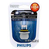 Лампа Philips  HB4 12V- 55W (P22d) Blue Vision Ultra