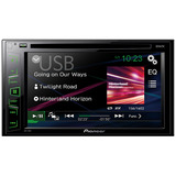 PIONEER AVH 180 G автомагнитола 2 din, CD, USB, iPod/iPhone