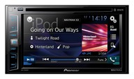 PIONEER AVH X2800BT автомагнитола 2 din, USB, BT, iPod/iPhone