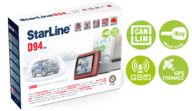 Сигнализация StarLine D94 GSM-GPS CAN+LIN