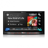 PIONEER AVH X8700BT автомагнитола 2 din, DVD, USB, SD, MP3, MPEG 4, DivX, iPOD, BT