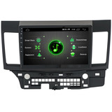 "INCAR DTA-6102 ШГУ Mitsubishi Lancer X 07-17 Android 10/1024*600, wi-fi, IPS, BT, 10"", DSP"