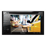 PIONEER AVH 3100 DVD Автомагнитола 1din, CD, USB, iPod/iPhone, 5,8""