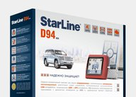 Сигнализация StarLine D94 GSM-GPS 2CAN
