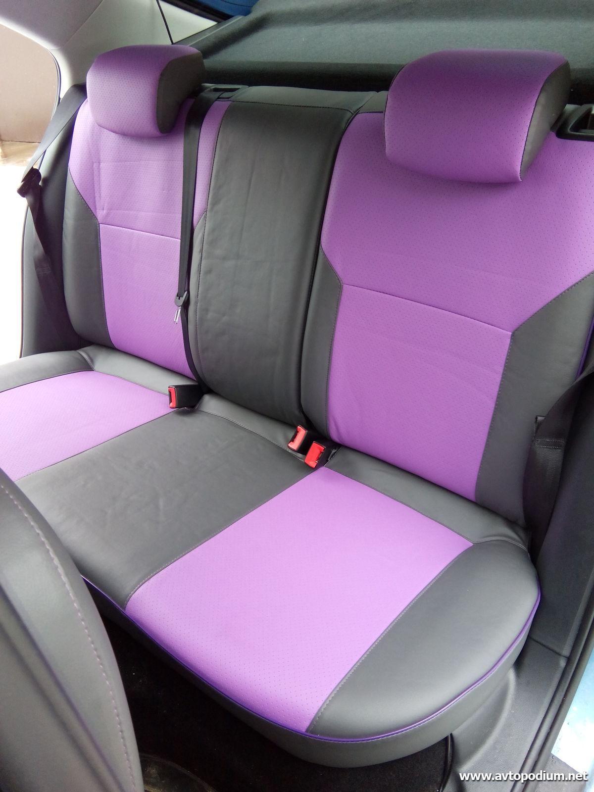Чехлы на автомобильные сиденья, авточехлы для автомобилей ...